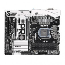 Материнская плата AsRock H270 PRO4, LGA1151 iH270 4xDDR4 6xSATA3 1xUltraM.2 1xM2 D-Sub DVI  HDMI ATX