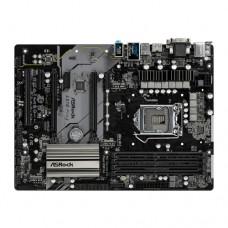 Материнская плата AsRock Z370 PRO4,iZ370 4xDDR4 6xSATA3 2xM.2 DVI HDMI D-Sab ATX