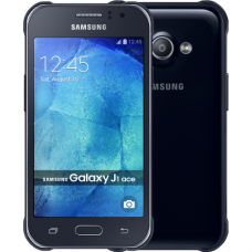 "Смартфон Samsung J1 Ace, 4GB, 4.3"",480x800, 512MB RAM, 5Mp, 2xSIM, Black (SM-J110HZKDSKZ)"