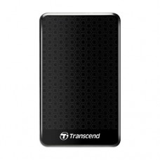 "Жесткий диск внешний 2.5"" Transcend ""StoreJet 25A2K"" 1TB USB3.0 TS1TSJ25A3K Black"