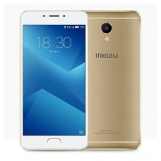 "Смартфон Meizu M5, 16GB, 5.2"", 1280x720, 2GB RAM, 13Mp, 2xSIM, LTE, Gold"