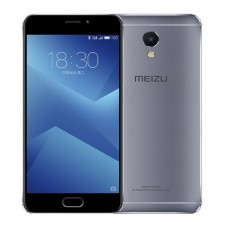 "Смартфон Meizu M5 Note, 16GB, 5.5"", 1920x1080, 3GB RAM, 13Mp, 2xSIM, LTE, Gray"