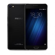 """Смартфон Meizu U10, 16GB, 5"""", 1280x720, 2GB RAM, 13Mp, 2xSIM, LTE, Black"""