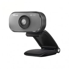 Вэб-камера Trust Viveo HD 720p Black