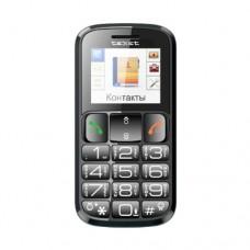 """Телефон Texet TM-B116, 1.77"""", 160x128, Черный"""
