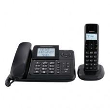 Радиотелефон Texet TX-D7055A  Combo черный