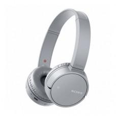 Наушники беспороводные накладные с микрофоном SONY MDR-ZX220BTH.E Grey
